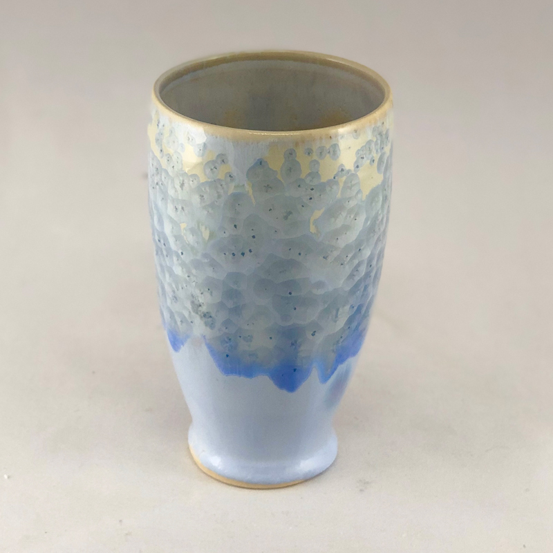 Side 1 - Light Cobalt Tumbler