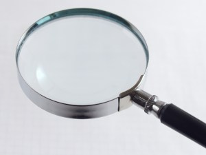 Magnifying Glass, C2C Resources Debt Collection