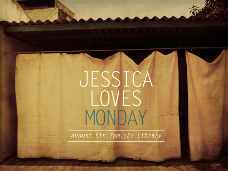 Jessica Loves Monday c2o