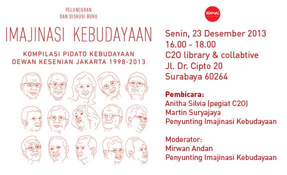 ImajinasiKebudayaanDKJ-Surabaya