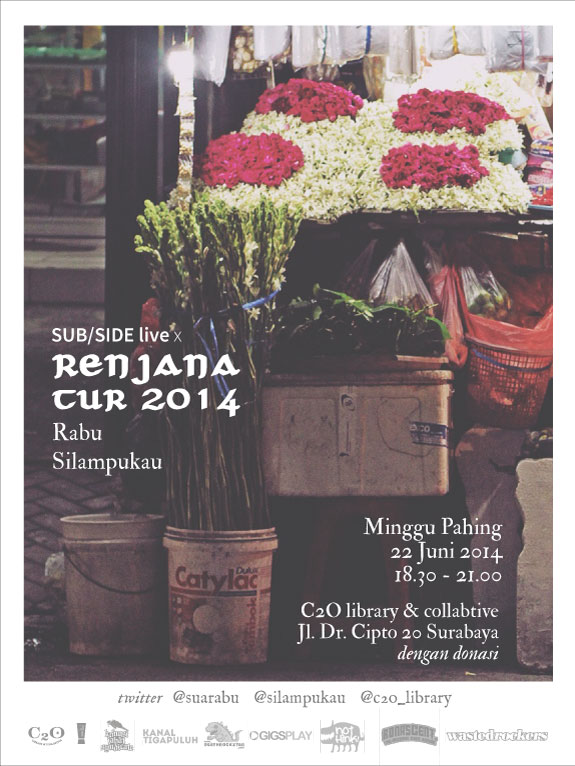 RenjanaTour Surabaya Rabu Silampukau