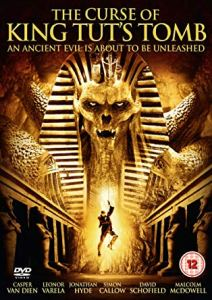 DVD cover - The Curse of King Tut's Tomb