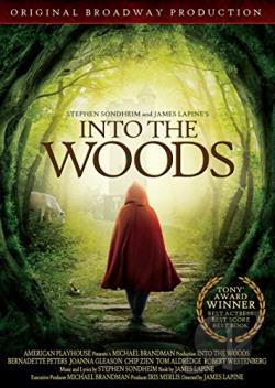 Into the Woods - Original Broadway Cast DVD Movie