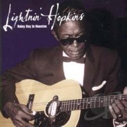 Lightnin Hopkins - Rainy Day in Houston CD Album