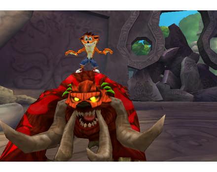 Crash Of The Titans Preowned EB Games Australia