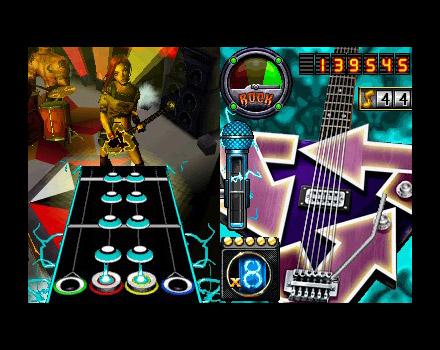 Guitar Hero On Tour Decades Guitar Grip Controller Bundle