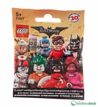The LEGO Batman Movie Collectible Minifigures