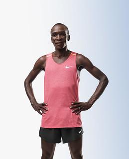 Eliud Kipchoge ha ganado medallas olímpicas y de competencias mundiales_Nike News