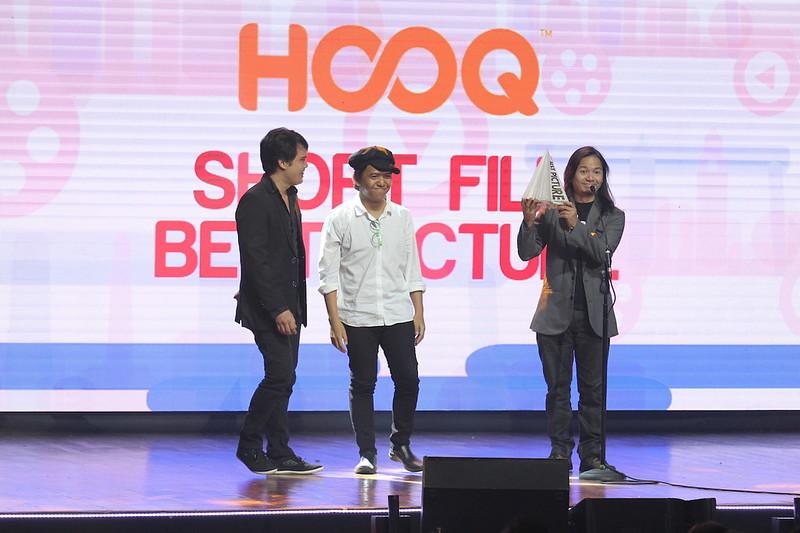 Short Film Best Picture winner EJK
