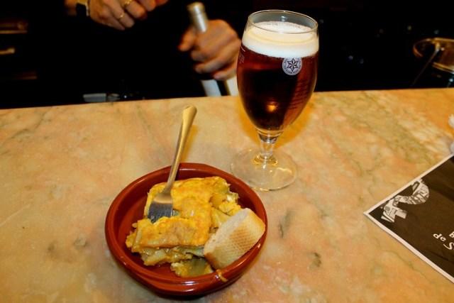 Tapas Gratis Santiago de Compostela