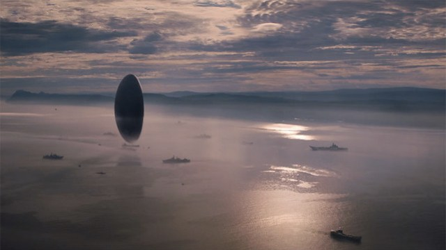 Arrival heptapod