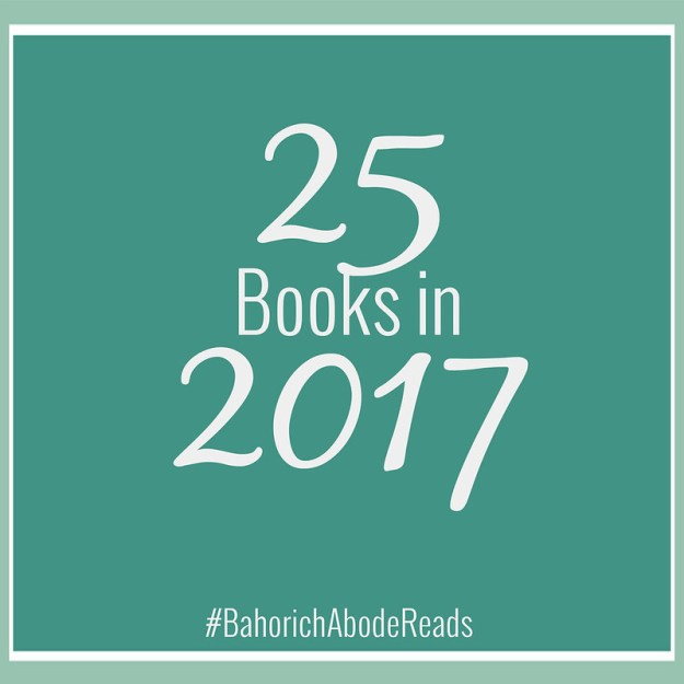 25 Books in 2017