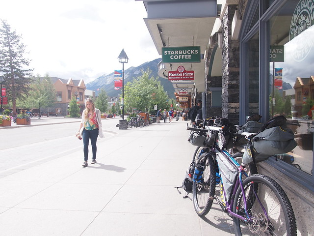 Banff Starbucks