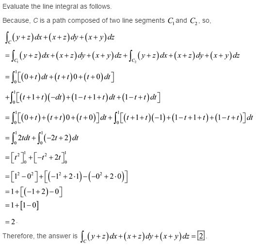 Stewart-Calculus-7e-Solutions-Chapter-16.2-Vector-Calculus-16E-2
