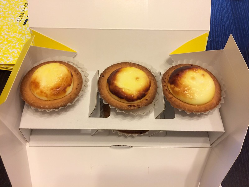 City Girl City Stories: BAKE Cheese Tart HK