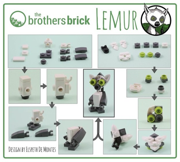 TBB Lemur Instructions