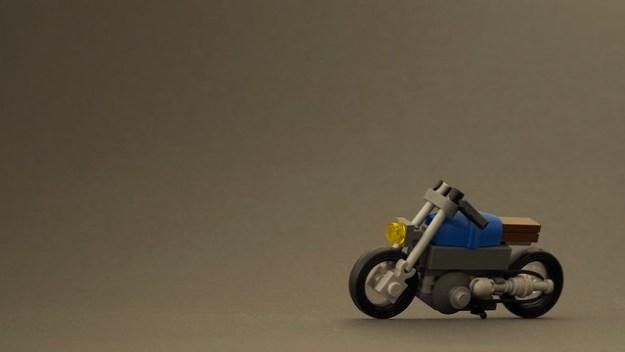 Lego Café Racer