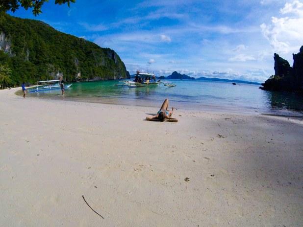 Papaya Beach Palawan