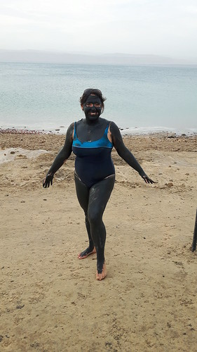 Dead Sea - Jordanië (17)