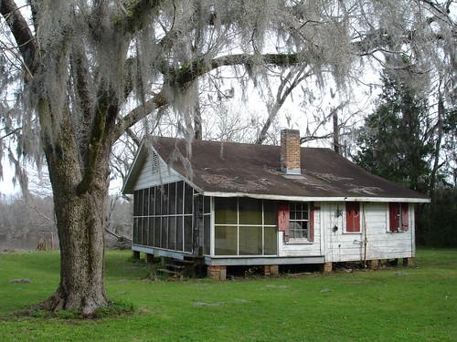 Cabin, Old Cahawba, Alabama