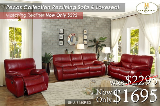 Pecos Reclining Collection