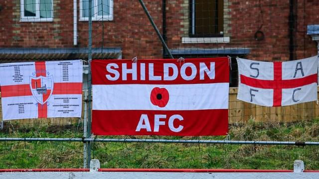 Shildon AFC v Atherton Collieries FC