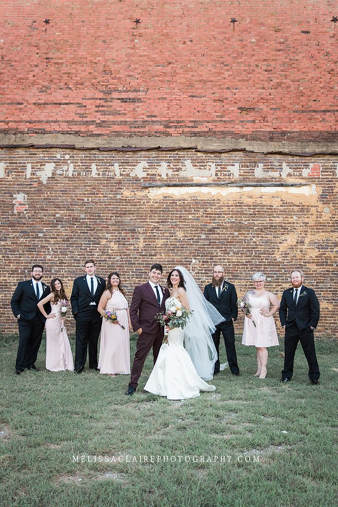 magnolias kaufman wedding