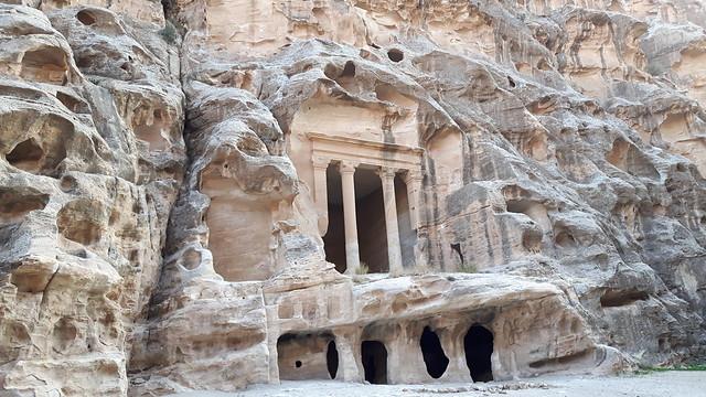 Petra - Jordanië (15)