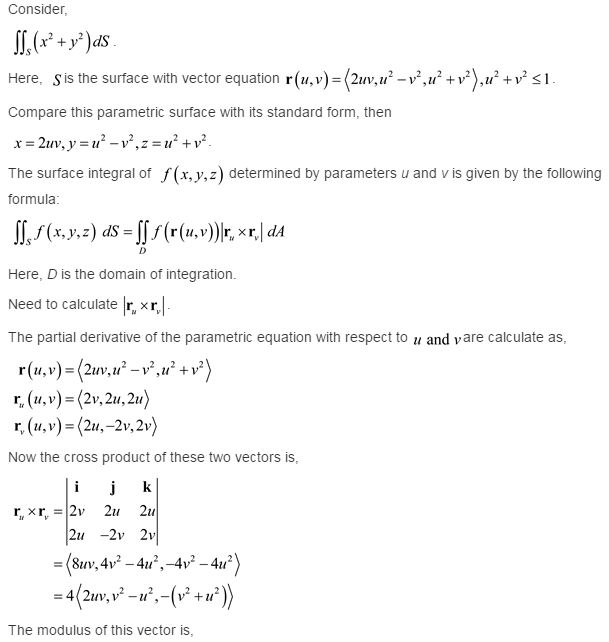 Stewart Calculus 7e Solutions Chapter 16 Vector Calculus Exercise