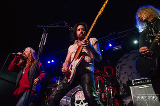 The Dead Daisies at Rescue Rooms, Nottingham, December 2015. (c) PlanetMosh