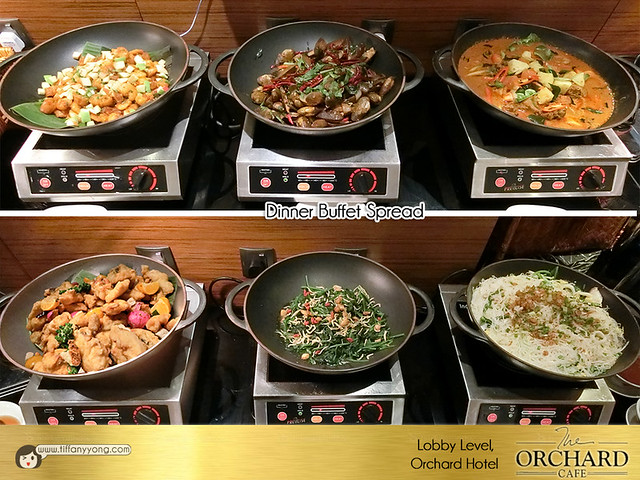 Hotel Christmas buffet Orchard Hotel Orchard Cafe Christmas Dinner Buffet