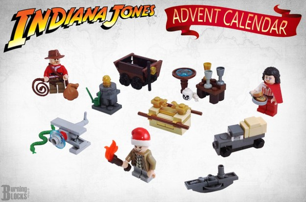 Indiana Jones (Advent Calendar)