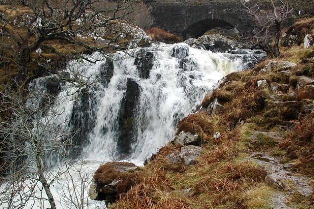 Isle of Mull - Waterfall