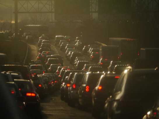 World Class Traffic Jam: Jersey Turnpike Version
