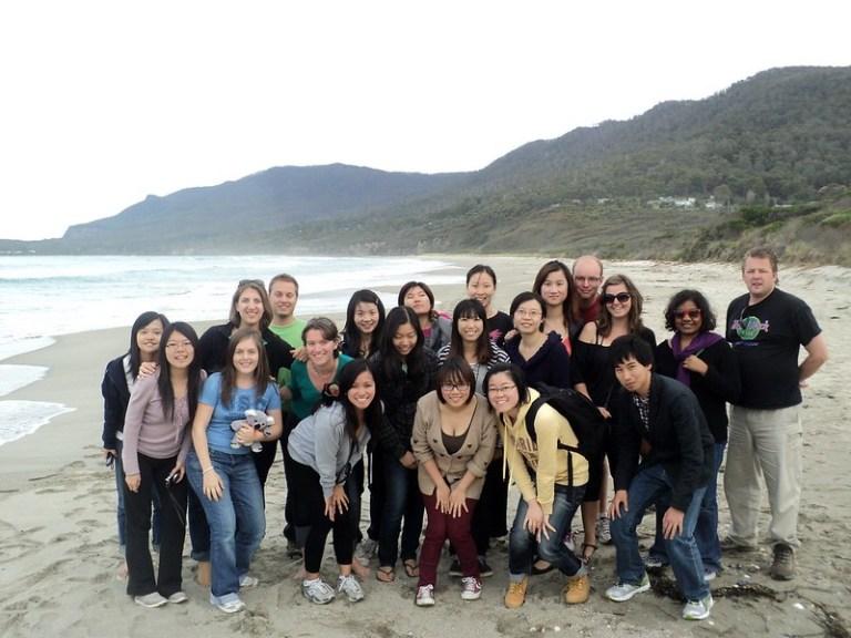 Adventure Tours Tasmania: how to survive a small group tour - the tea break project solo female travel blog