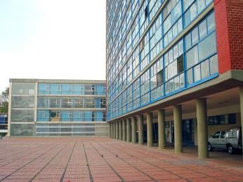 Torre dos de Humanidades, CU