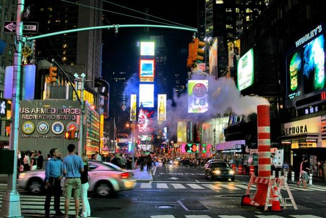 como é morar em new york city