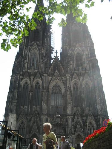 Patrimonio de la Humanidad en Europa y América del Norte. Alemania. Catedral de Colonia.
