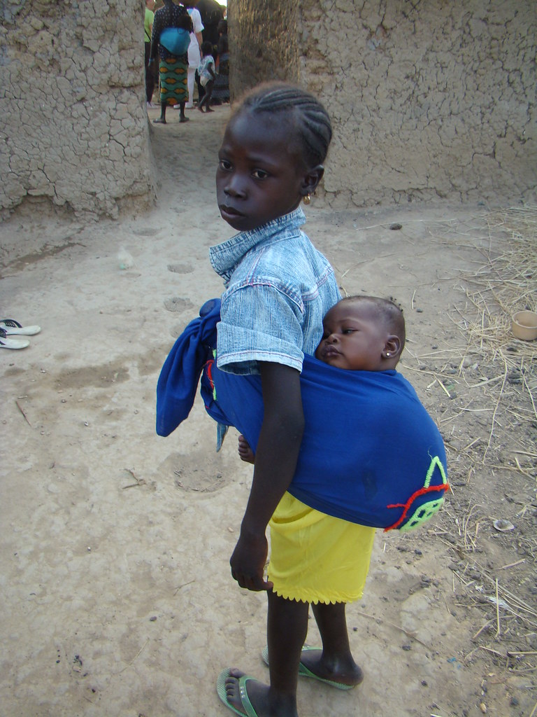 Aldea Kacolodada su gente Mali 05