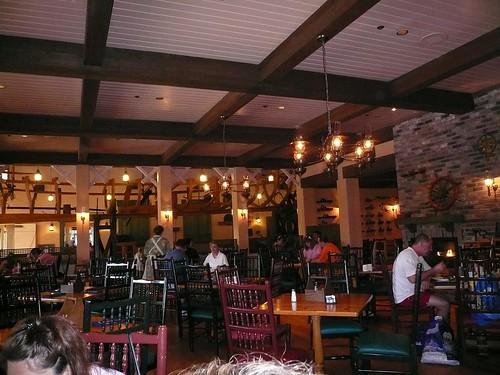 Disney Port Orleans Riverside Hotel Boatwrights Restaurant