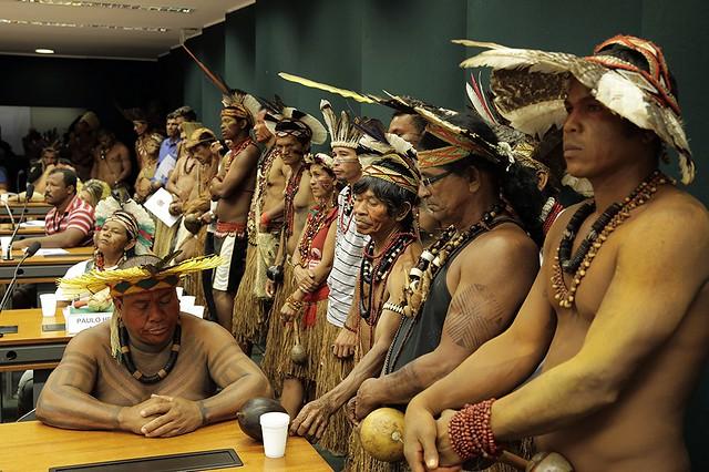 Lula, FHC e Marina se posicionam em defesa da demarcação de terras indígenas, Terras Indígenas.