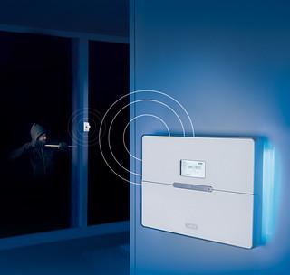 alarme sécurité maison videosurveillance