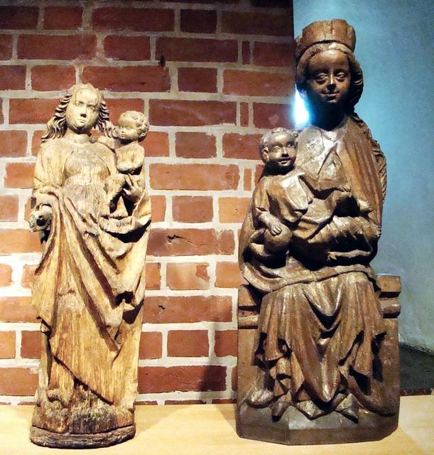 Polonia escultura gotica Museo del Castillo de Mariemburgo 15