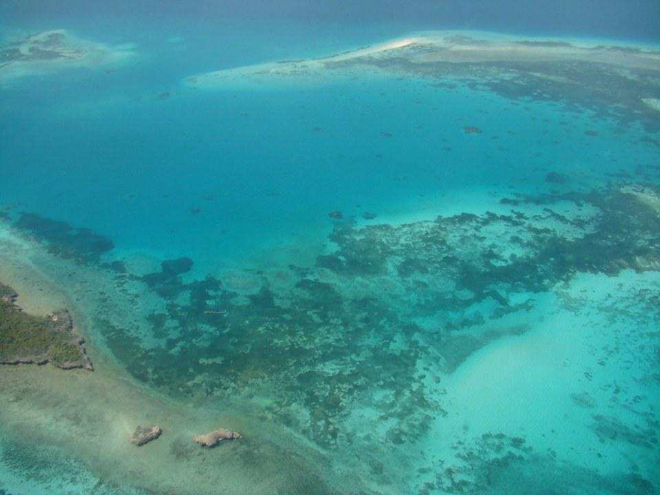 Tanzania Isla Zanzibar desde el cielo 08