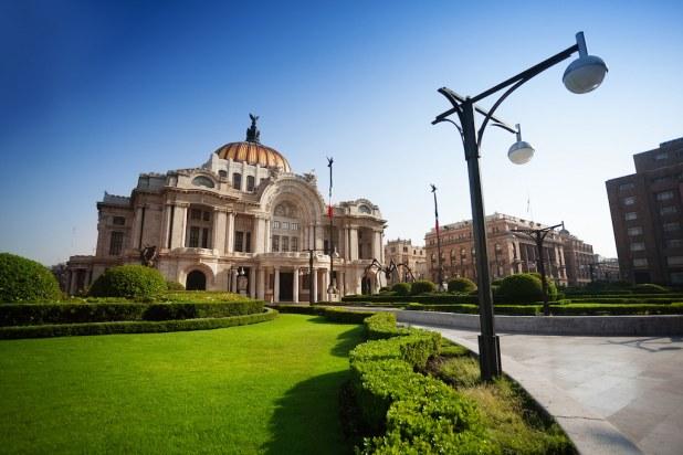 Palacio de las Bellas Artes de México