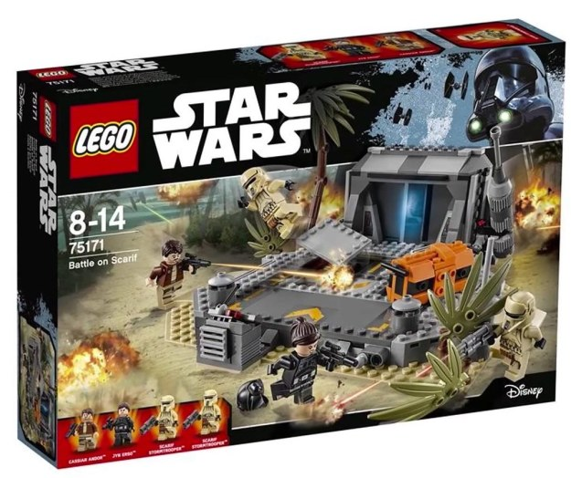 New LEGO Star Wars Rogue One sets revealed for 2017 [News ...
