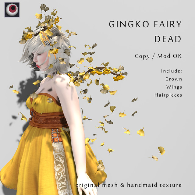 *NAMINOKE*GINGKO FAIRY Dead