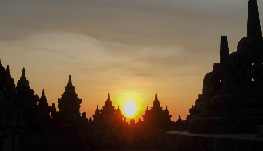 borobudur Yogyakarta Indonesia Sunrise (14 of 35)