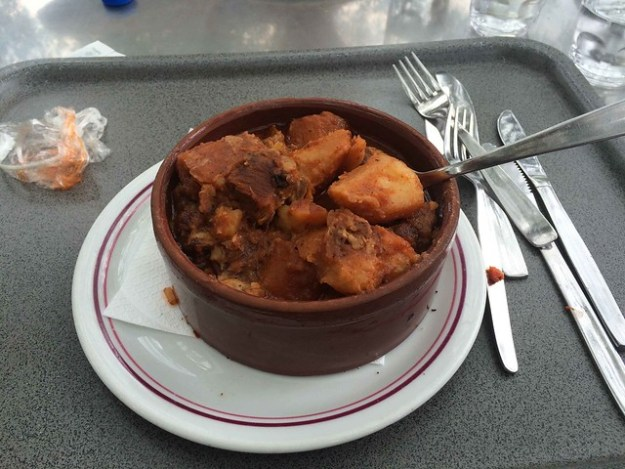 Cypriot Lamb Stew