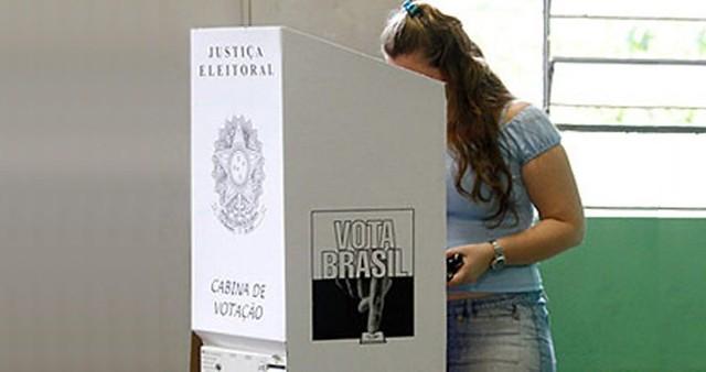 Mulheres com votação zero em Monte Alegre chega a quase 31%, foto de voto-feminino